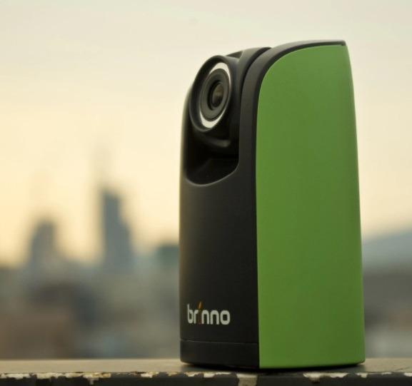 Kamery poklatkowe Brinno
