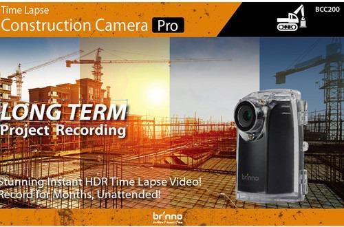 Brinno BCC200 Pro – nagraj postęp w miejscu budowy i odtwórz w dwie minuty!