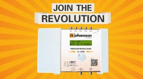 Johansson 6700 - Rewolucja w Twoich rękach