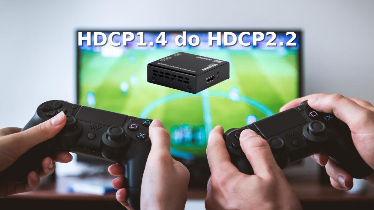Podłącz nowe urządzenie do starego telewizora dzięki temu małemu urządzeniu HDCP!