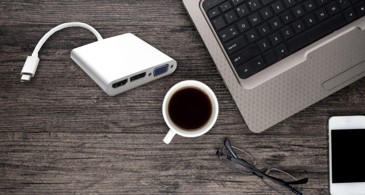 Adapter USB-C – podłącz wszystko czego potrzebujesz