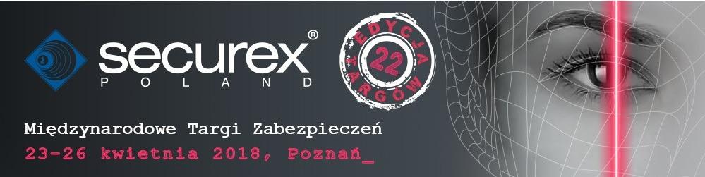 Spotkaj się z nami na targach Securex w Poznaniu!