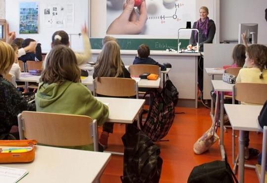 skaner prezentacyjny do szkoły