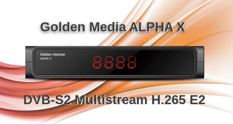 Nowy Golden Intertsar Alpha X  DVB-S2 MULTISTREAM i wyprzedaż Voyager I