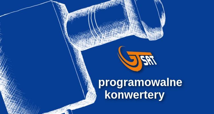 Technologia przyszłości w odbiorze sygnału SAT !!! Nowe programowalne konwertery GT-SAT dedykowane dla PVR Gotowe do działania z NC+ Polsat!!!