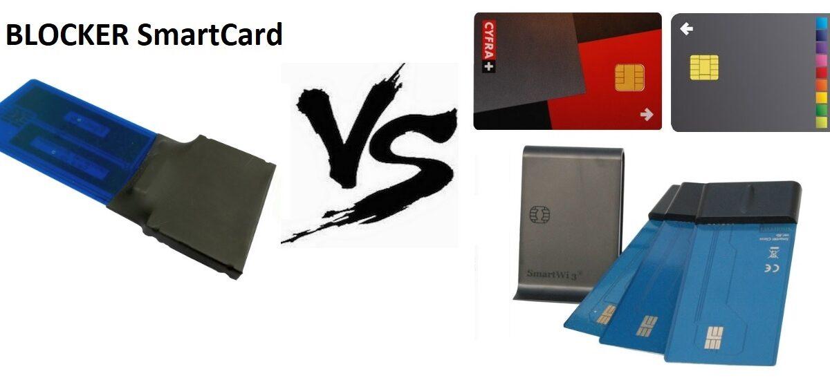 BLOCKER SmartCard – przedłuż życie swojej karty cameleon i splitera nc+ !!!