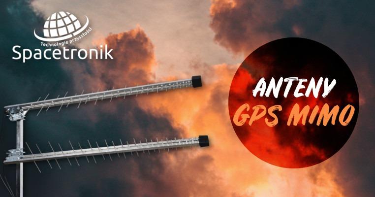 Antena GSM MiMo , DCS, UMTS, HSDPA, LTE Spacetronik SPL-Gxxx