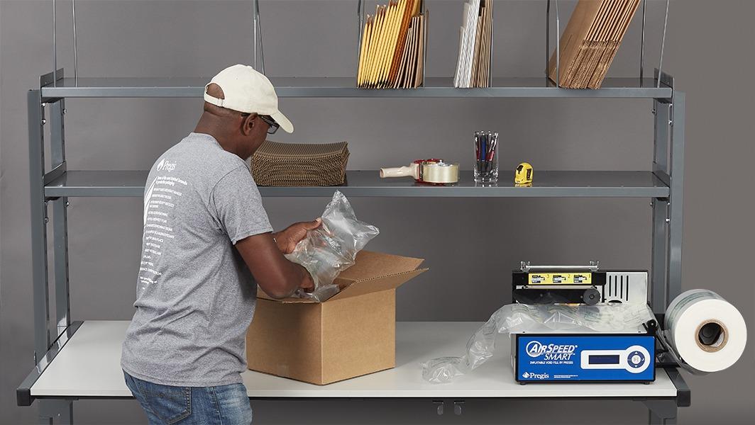 Przygotowanie paczki do wysyłki
