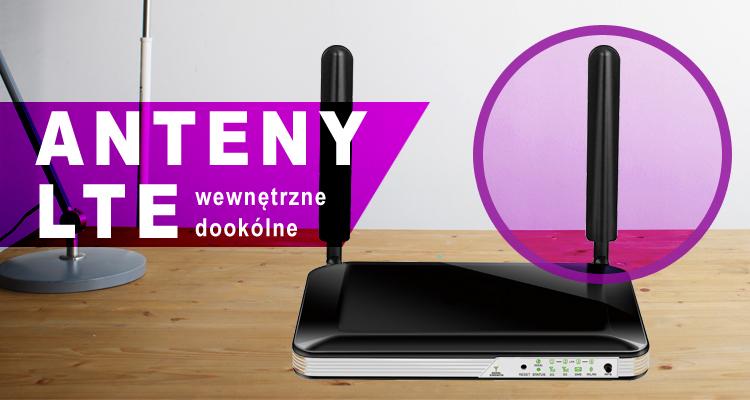 Antena do routera LTE wewnętrzna dookólna 5dBi