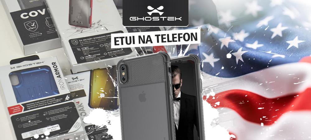 Etui premium od Ghostek – skuteczna ochrona dla telefonu
