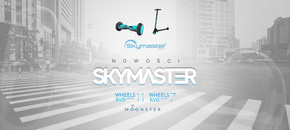 Okres komunijny czas zacząć – nowości Skymastera!