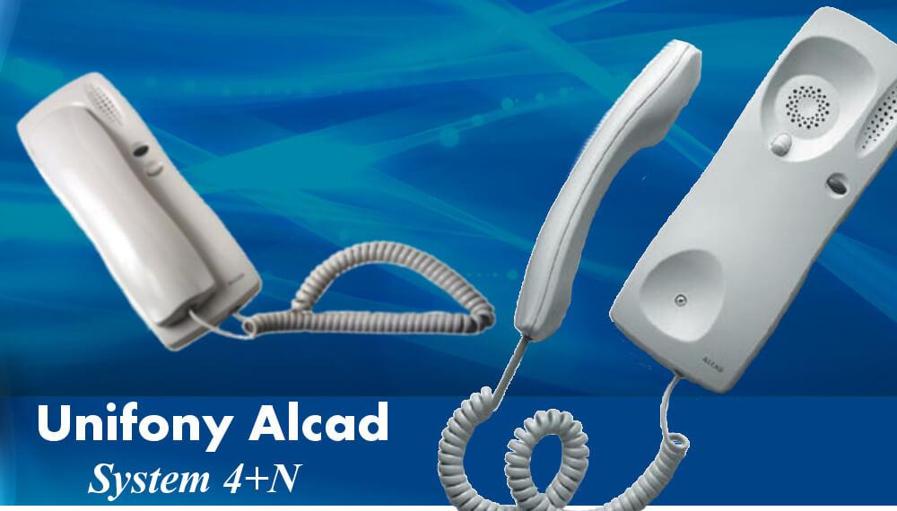 Nowe dodatki do systemu domofonowego – unifony Alcad