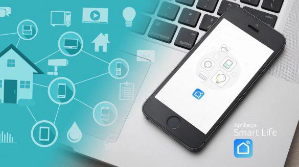 Aplikacja Smart Life urządzenia inteligentne