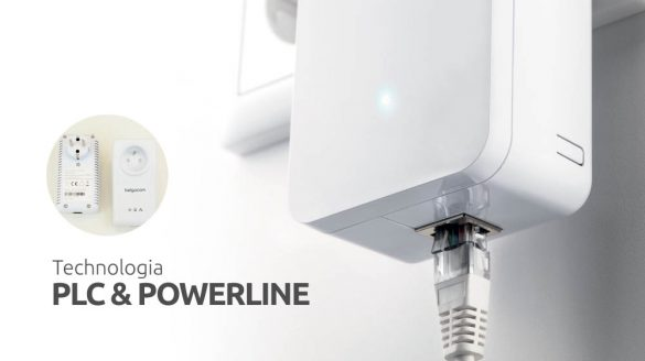 PLC Powerline technologia sieciowa