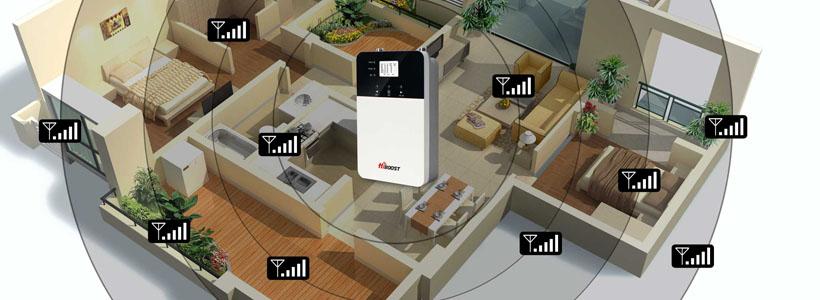 Wzmacniacz GSM pokrycie zasięg
