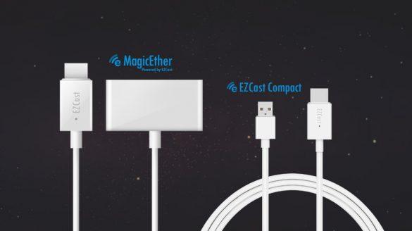 EZCast MagicEther EZCast Compact CS2
