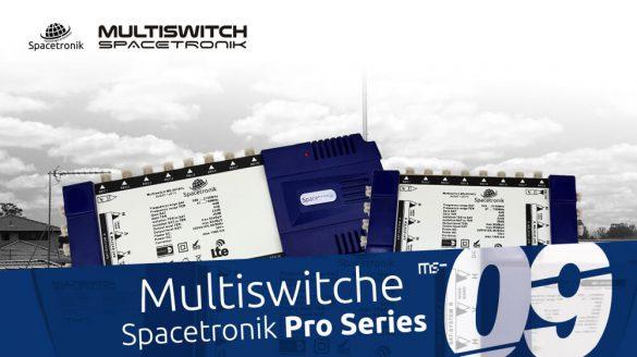 Spacetronik pro series