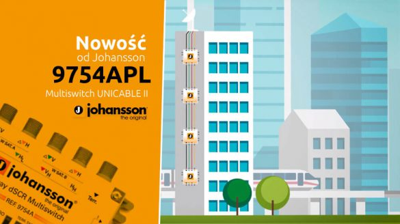 Johansson multiswitch unicable ii