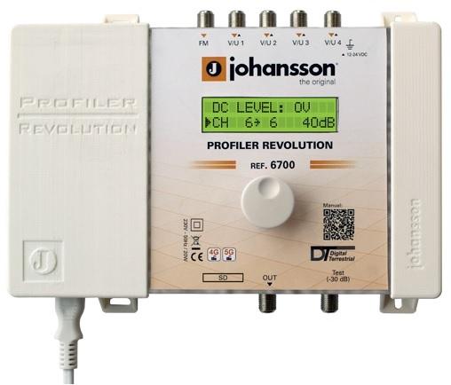johansson 6700