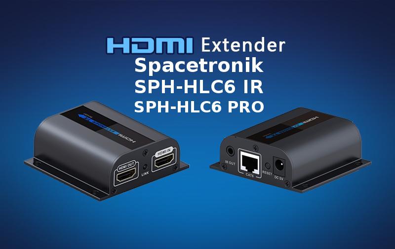 Kabel HDMI jest za krótki? Z pomocą nadchodzi przewód Patchcord! SPH-HLC6
