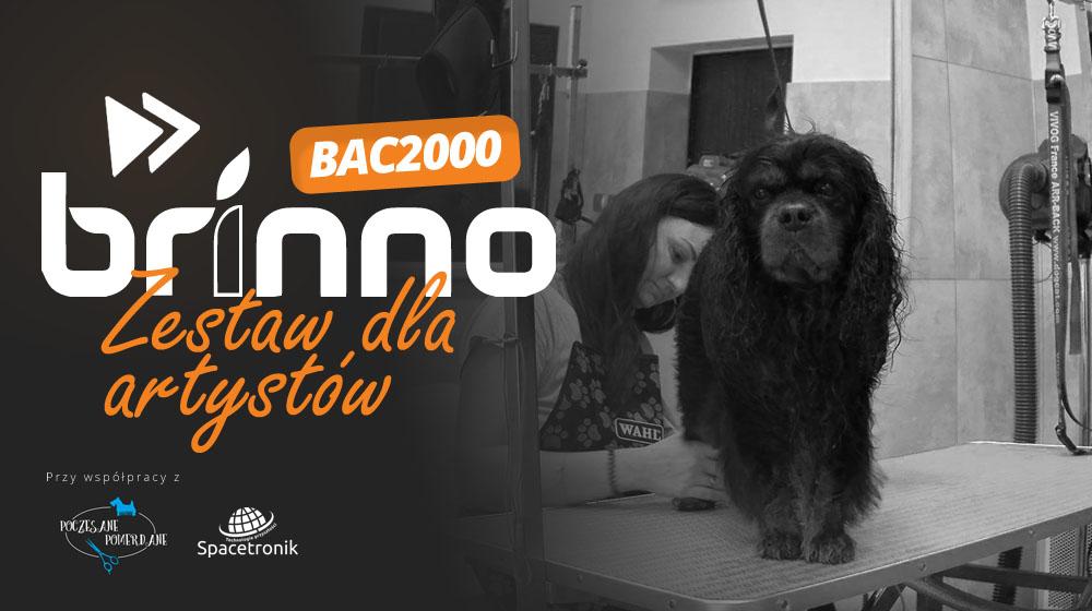 Brinno BAC2000 – nasz film z salonu fryzjerskiego / groomerskiego