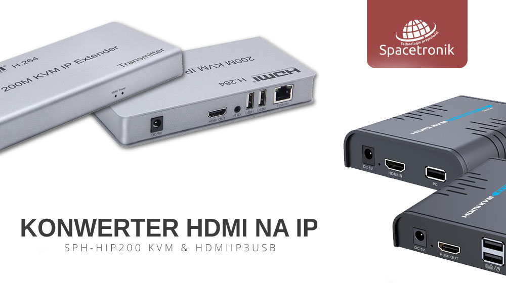 Jaki konwerter HDMI na IP wybrać? Porównanie popularnych modeli