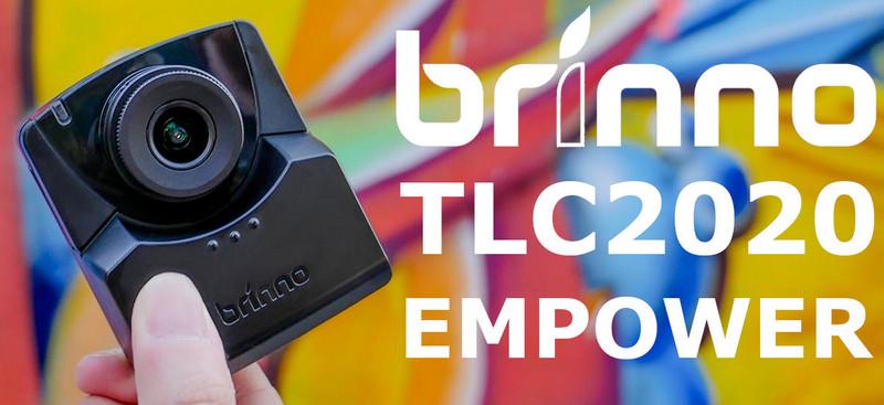Wejdź z Brinno w 2020 rok! – Poznaj kamerę TLC2020!