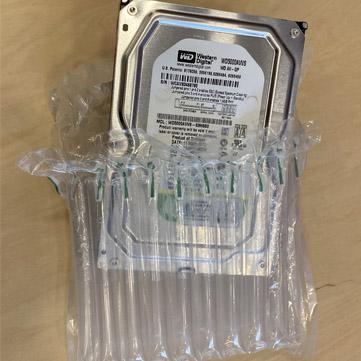 Torba powietrzna na dysk twardy HDD 2