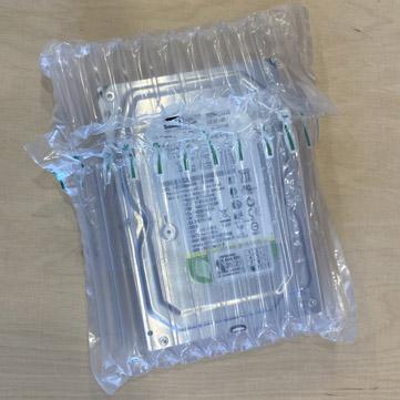 Torba powietrzna na dysk twardy HDD