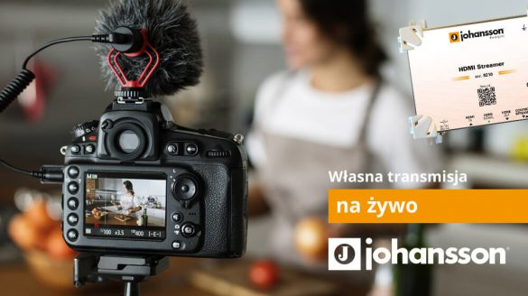 Johansson 8210 stream