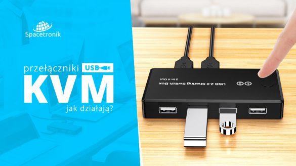 jak działają przełączniki KVM