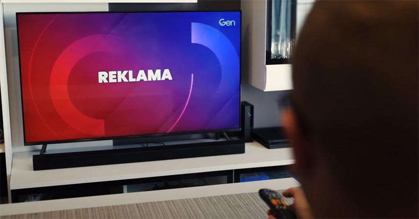 Reklamy w TV