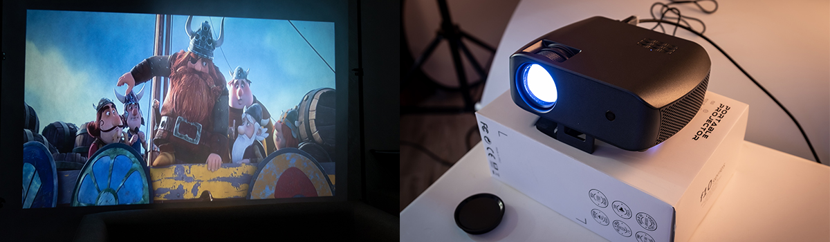 projektor-led
