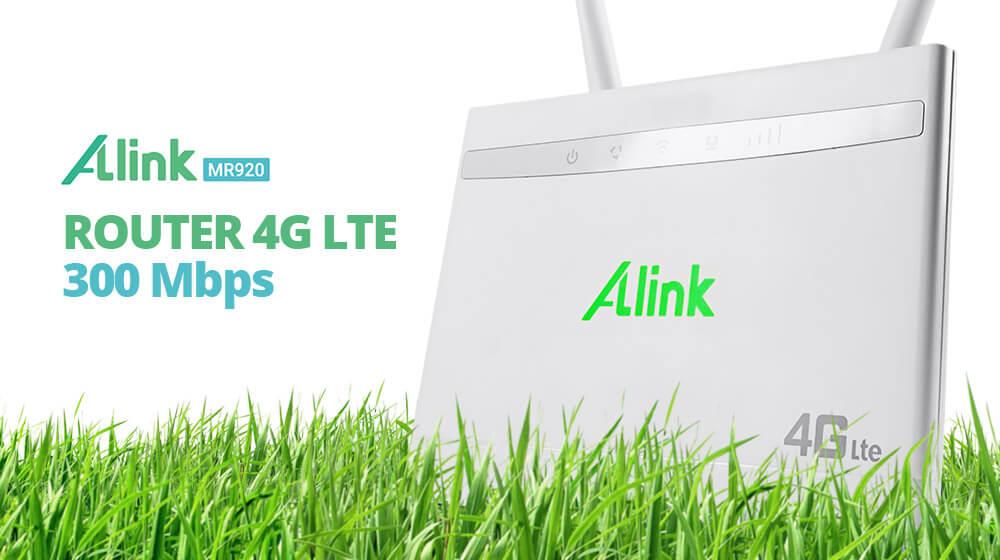 """Router LTE, który """"umie w szybkość transmisji"""" – dodatkowo z portem WAN"""