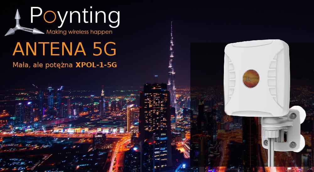 Poynting XPOL-1 mała antena z wielkimi możliwościami