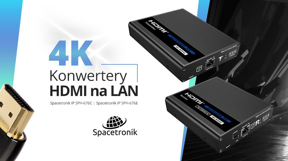 Kabel HDMI jest za krótki – gdy odległość wygrywa z możliwościami – nowości wśród konwerterów HDMI
