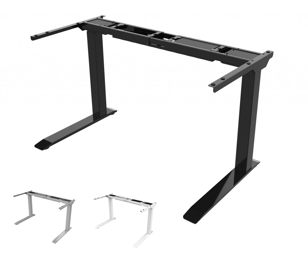 Stelaż biurkowy Spacetronik C-LEG