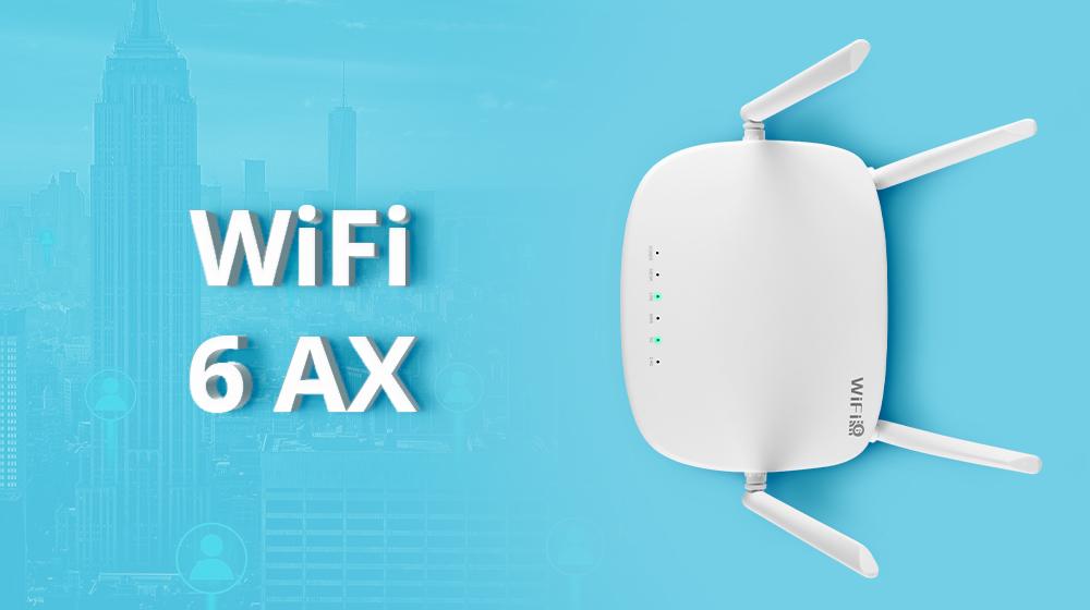 Router WiFi 6 AX- Jakie są możliwości nowej generacji?