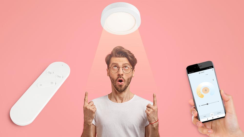 Inteligentne oświetlenie Tuya – czyli nowości od Qnect