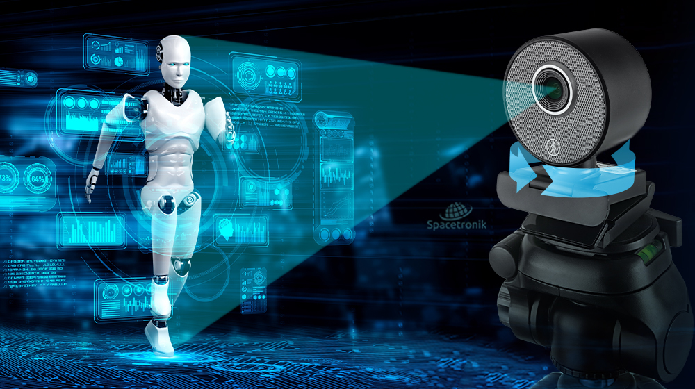 Kamera Internetowa ze Sztuczną Inteligencją