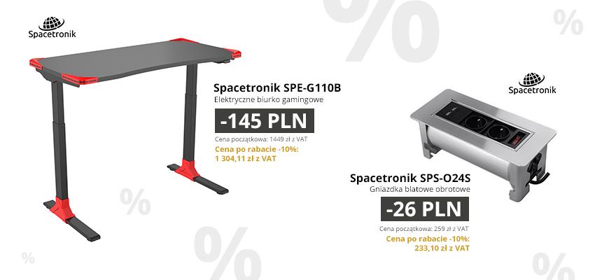Rabaty Spacetronik