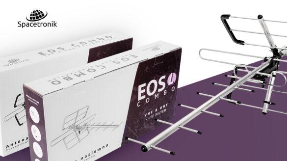Antena EOS Spacetronik
