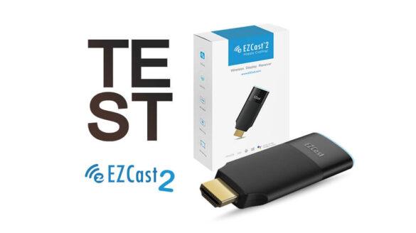 ezcast2 test