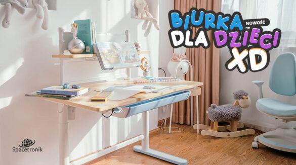 Biurko dla dziecka Spacetronik XD