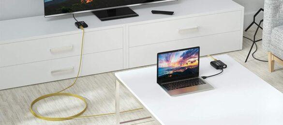 HDMI za pomocą sieci LAN